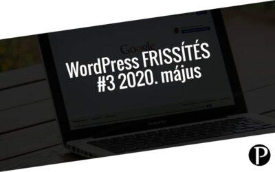 Havi jelentés a frissítést igénylő pluginekről – #3 2020. május