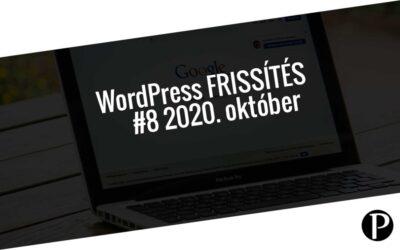 Havi jelentés a frissítést igénylő pluginekről – #8 2020. október